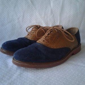 Polo Ralph Lauren Torngtn Oxford Dress Shoes 14D